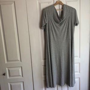 Off Shoulder ELOQUII Dress
